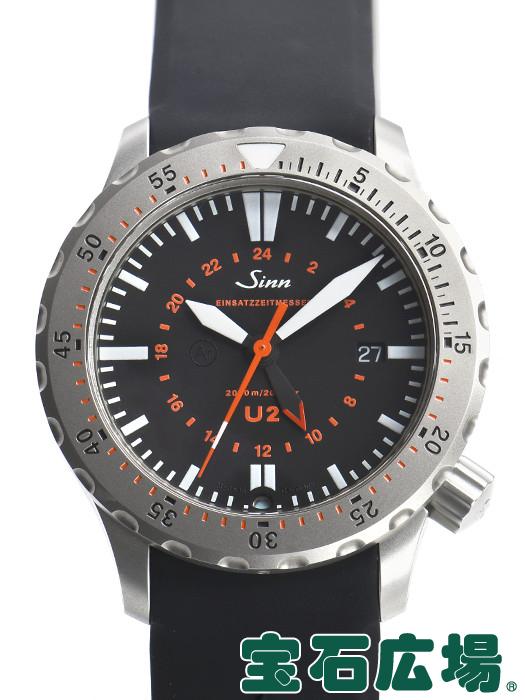 ジン U2 1020【中古】 メンズ 腕時計 送料・代引手数料無料