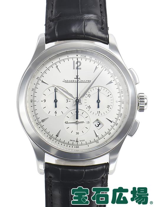 ジャガー・ルクルト マスタークロノグラフ Q1538420【中古】 メンズ 腕時計 送料・代引手数料無料