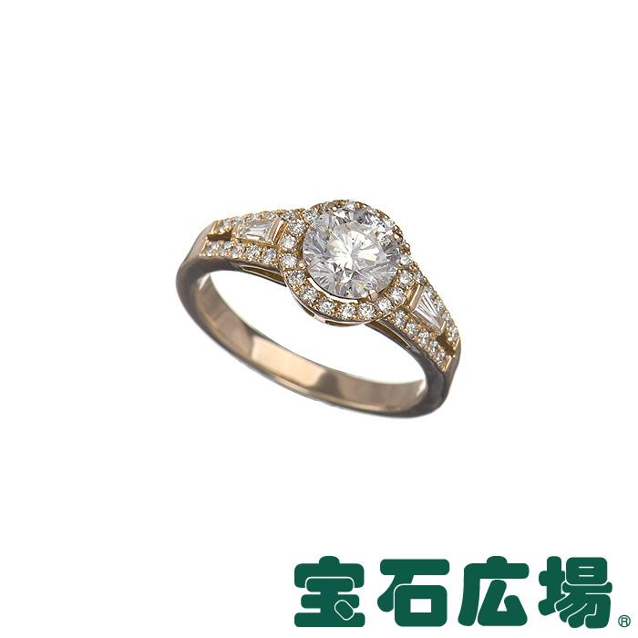 ノーブランド 1Pダイヤ テーパーダイヤ ダイヤ リング【中古】 ジュエリー 送料無料