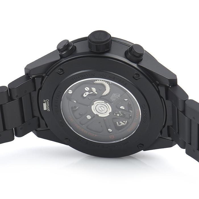 タグ・ホイヤー カレラ カレラ ホイヤー02T フライングトゥールビヨン CAR5A90.BH0742【新品】 メンズ 腕時計 送料・代引手数料無料