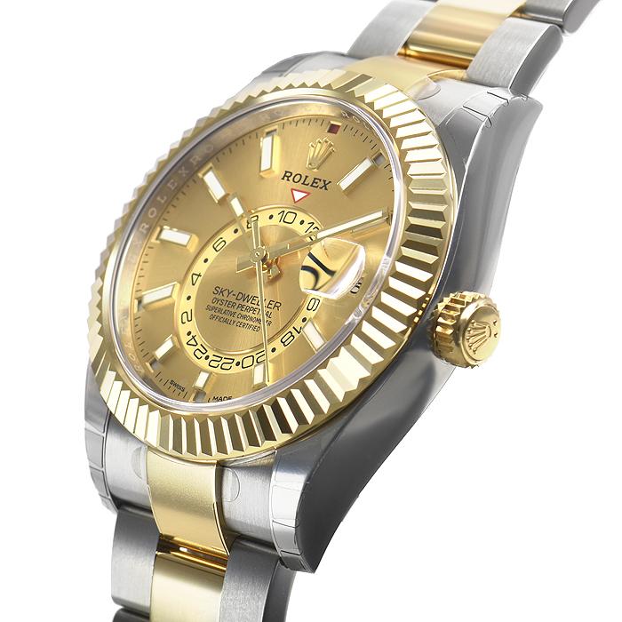 ロレックス ROLEX スカイドゥエラー 326933【新品】 メンズ 腕時計 送料・代引手数料無料