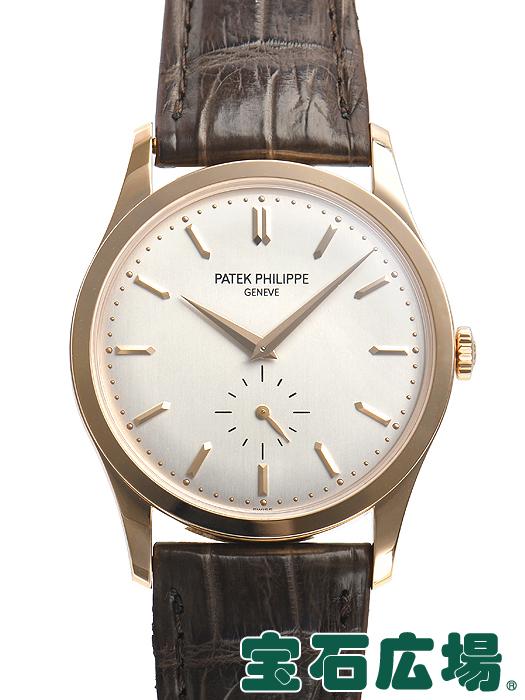 パテック・フィリップ カラトラバ 5196R-001【中古】 メンズ 腕時計 送料・代引手数料無料
