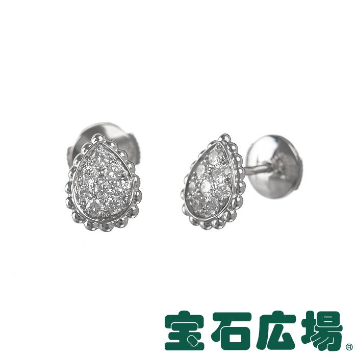 ブシュロン セルパンボエム ダイヤ スタッズピアス(XS) JCO00961【新品】 ジュエリー 送料無料