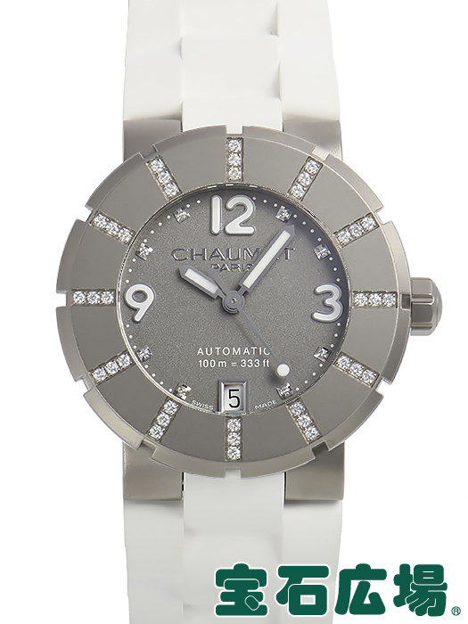 ショーメ クラスワン W1828E-38N-WHT【新品】 メンズ 腕時計 送料・代引手数料無料