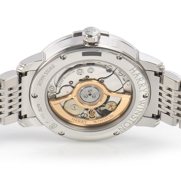 ハリー・ウィンストン ミッドナイト オートマティック 29mm MIDAHM29WW003【新品】 レディース 腕時計 送料・代引手数料無料