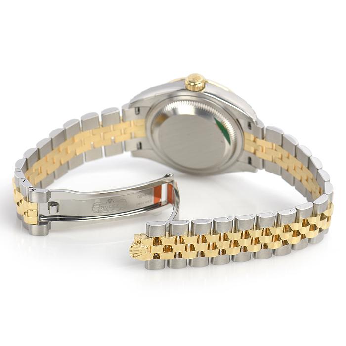 ロレックス ROLEX レディ デイトジャスト 28 279383RBR【新品】 レディース 腕時計 送料・代引手数料無料