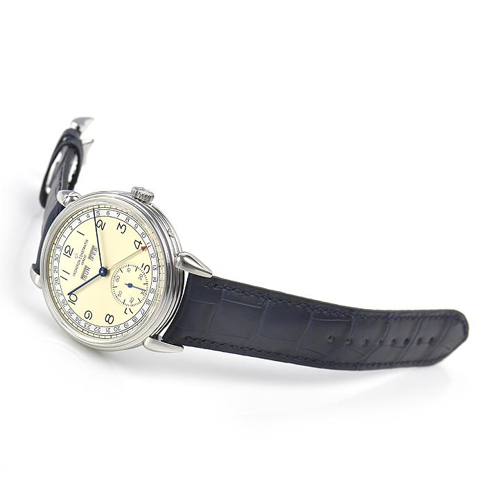 ヴァシュロン・コンスタンタン ヒストリーク トリプルカレンダー1942 3110V/000A-B426【新品】 メンズ 腕時計 送料・代引手数料無料