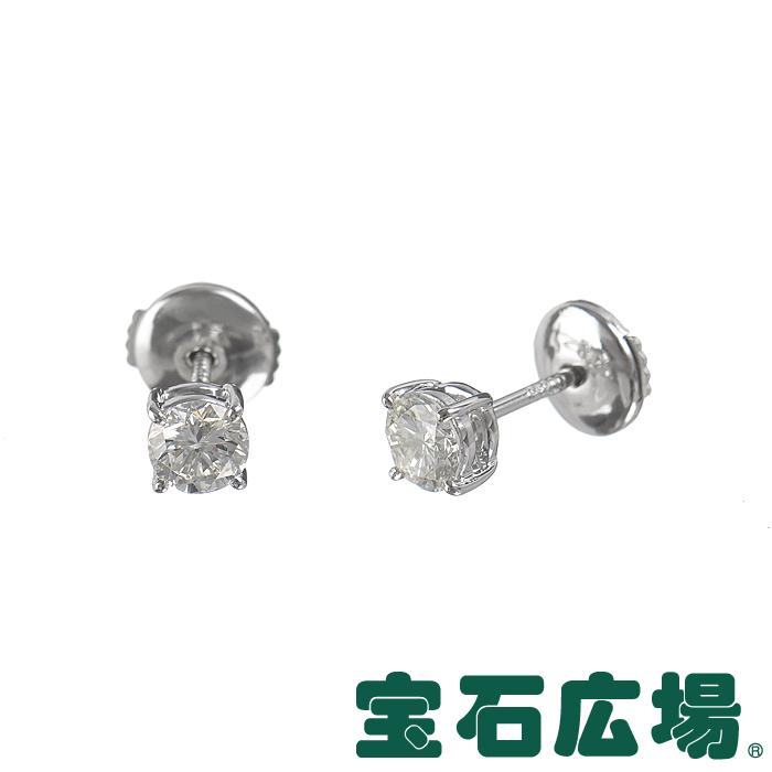 宝石広場オリジナル ダイヤピアス D 0.400ct/0.404ct【新品】 ジュエリー 送料・代引手数料無料