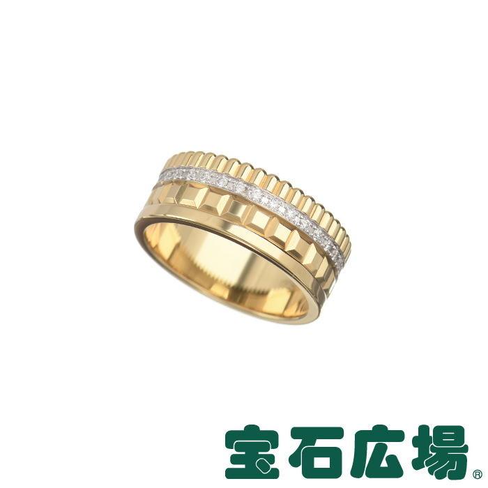 ブシュロン キャトル ラディアント ダイヤ リング(SM) JRG02487【新品】 ジュエリー 送料無料