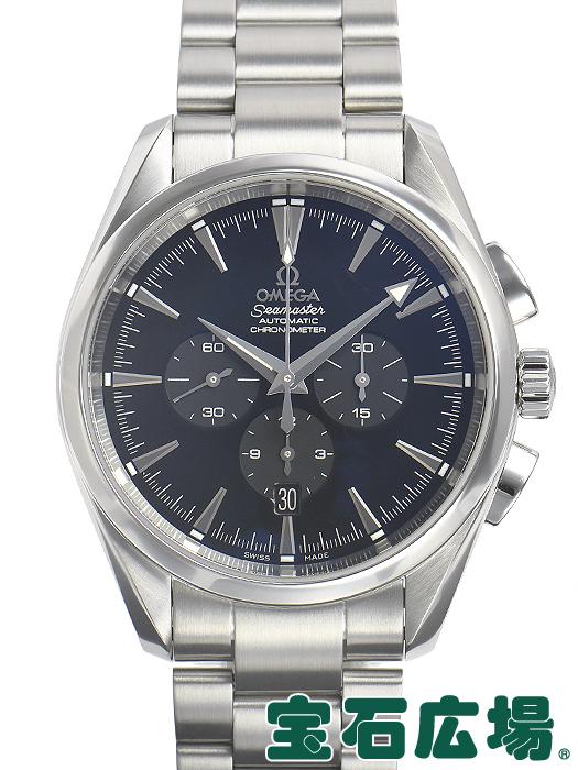 オメガ OMEGA シーマスター アクアテラ クロノ 2512-50【中古】 メンズ 腕時計 送料・代引手数料無料