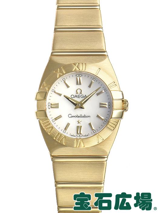 オメガ OMEGA コンステレーション ダブルイーグル 1181-70【中古】 レディース 腕時計 送料・代引手数料無料
