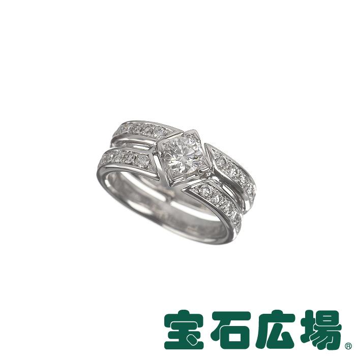 レポシ 1Pダイヤ・ダイヤ リング【中古】 ジュエリー 送料・代引手数料無料
