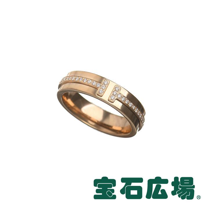 ティファニー Tツーナロー ダイヤ リング 36821493【中古】 ジュエリー 送料無料