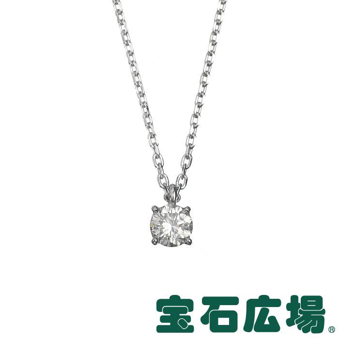 宝石広場オリジナル ダイヤ ペンダントネックレス D 0.416ct【新品】 ジュエリー 送料・代引手数料無料