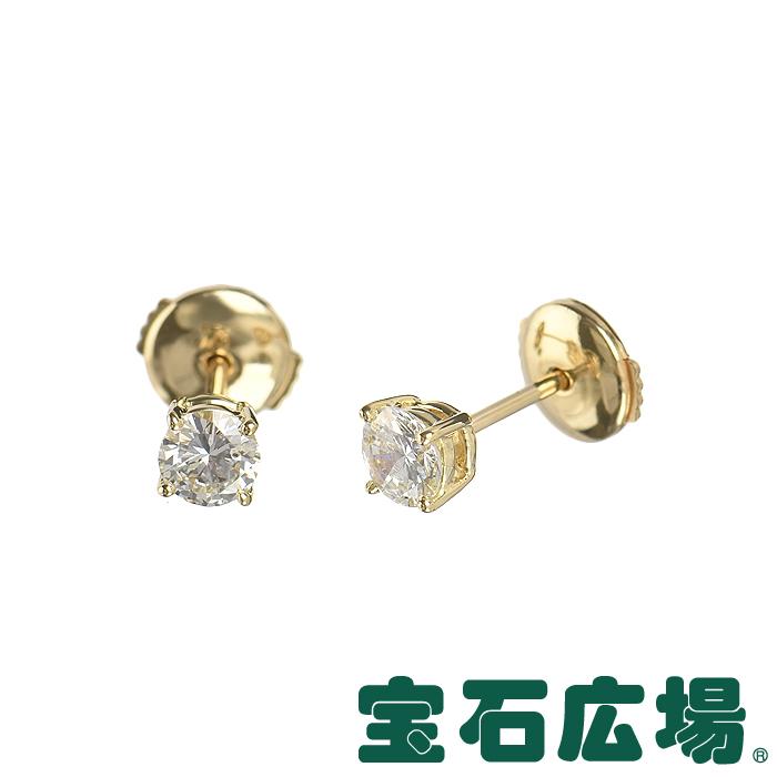 宝石広場オリジナル ダイヤピアス D 0.328ct/0.344ct【新品】 ジュエリー 送料無料