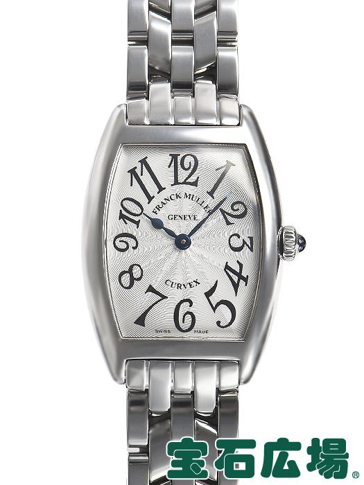 フランク・ミュラー FRANCK MULLER トノウカーベックス 1752QZ【中古】 レディース 腕時計 送料・代引手数料無料