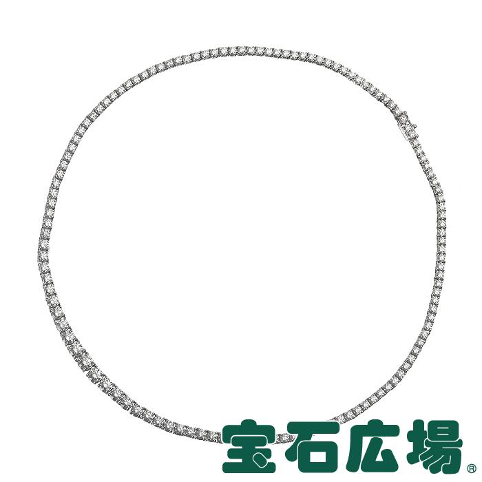 ミキモト ダイヤ テニスネックレス【中古】 ジュエリー 送料無料