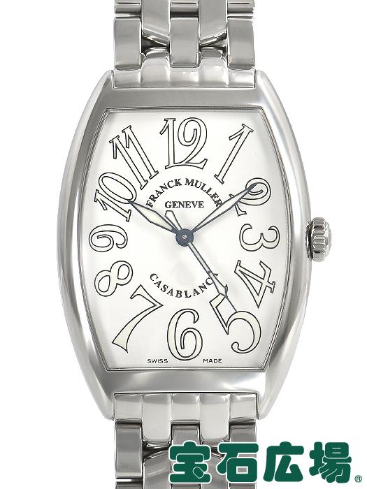 フランク・ミュラー トノウカーベックス カサブランカ 6850CASA【新品】 メンズ 腕時計 送料・代引手数料無料