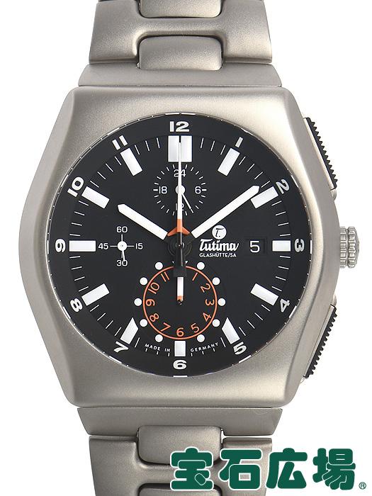 チュチマ M2 クロノグラフ 6450-03【新品】 メンズ 腕時計 送料・代引手数料無料
