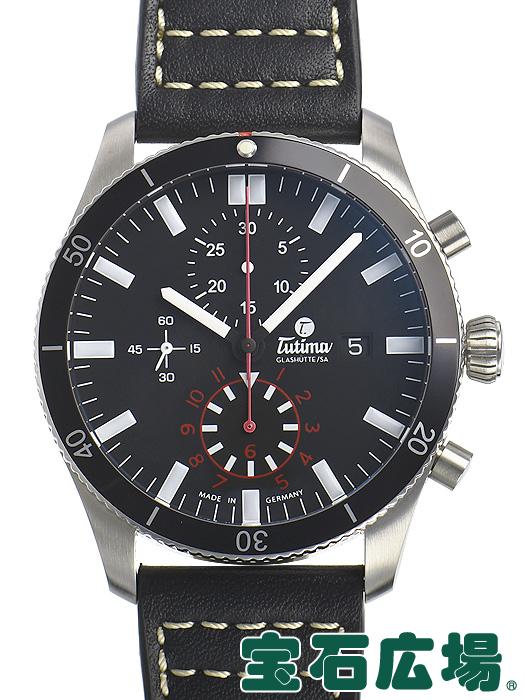 チュチマ TUTIMA グランドフリーガーエアポートクロノグラフ 6401-01【新品】 メンズ 腕時計 送料無料