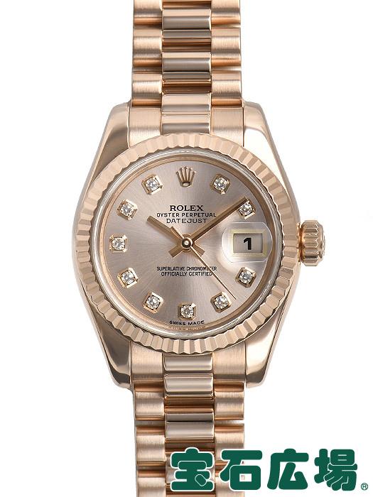 ロレックス ROLEX デイトジャスト 179175FG【中古】 レディース 腕時計 送料・代引手数料無料