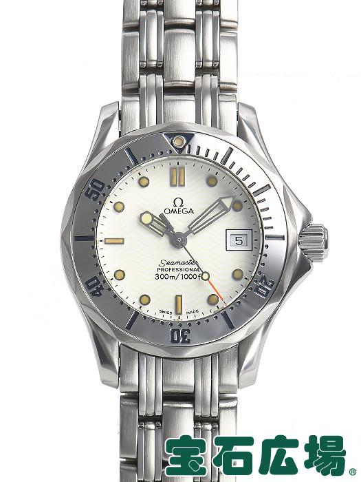 オメガ OMEGA シーマスター300 2582-20【中古】 レディース 腕時計 送料・代引手数料無料