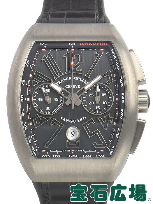 フランク・ミュラー FRANCK MULLER ヴァンガード クロノグラフ V45CCDT【中古】 未使用品 メンズ 腕時計 送料・代引手数料無料