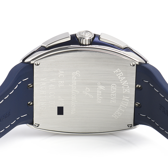 フランク・ミュラー FRANCK MULLER ヴァンガード ヨッティング クロノグラフ V41CCDT YACHTING【新品】 メンズ 腕時計 送料・代引手数料無料