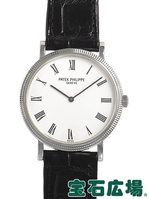 パテック・フィリップ PATEK PHILIPPE カラトラバ 5120G-001【中古】 メンズ 腕時計 送料・代引手数料無料