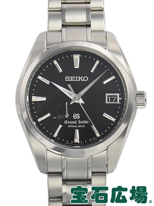 セイコー SEIKO グランドセイコー パワーリザーブ SBGA041 9R65-0AE0【中古】 メンズ 腕時計 送料・代引手数料無料