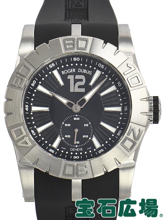 ロジェ・デュブイ ROGER DUBUIS ニューイージーダイバー SED46 821 91 00/09A01/A【中古】 メンズ 腕時計 送料・代引手数料無料
