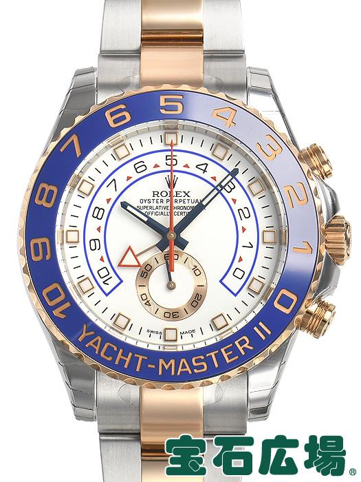 100%の保証 ロレックス ロレックス ROLEX 腕時計 ヨットマスターII 116681【】 未使用品 116681【】 メンズ 腕時計 送料無料, 業務資材のきんだいネットショップ:8c958275 --- cranescompare.com