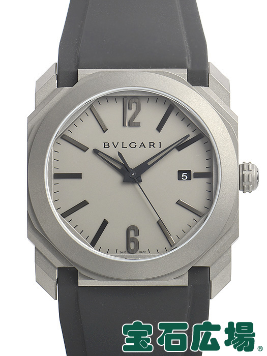 【最大3万円OFFクーポン配布中!5/1(金)0時開始】ブルガリ BVLGARI オクト オリジナーレ BGO41C14TVD【新品】 メンズ 腕時計 送料無料
