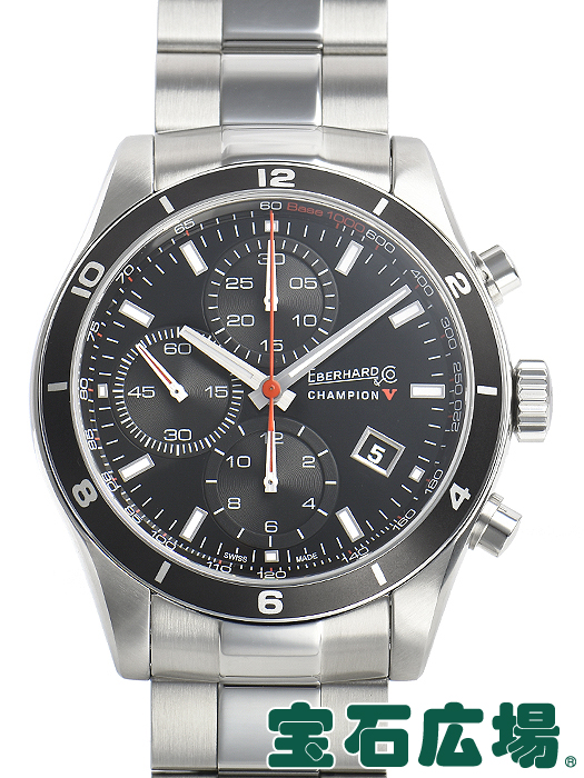 エベラール EBERHARD チャンピオン V 31063.5CA【新品】 腕時計 メンズ 送料・代引手数料無料