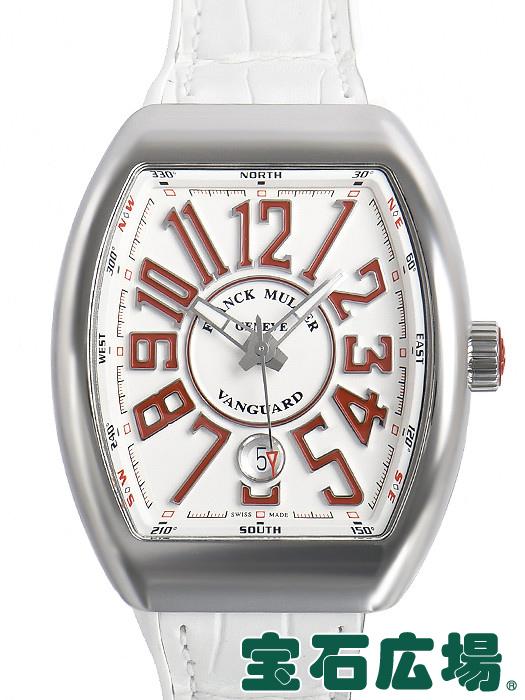 フランク・ミュラー FRANCK MULLER ヴァンガード V41SCDT【新品】 メンズ 腕時計 送料・代引手数料無料