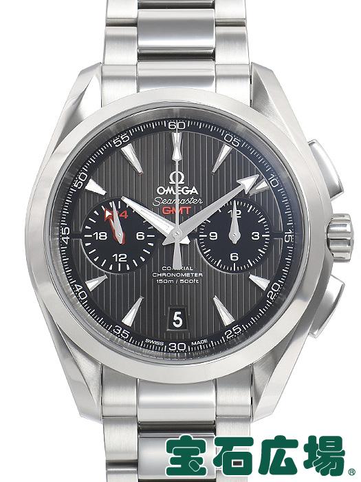 オメガ OMEGA シーマスター アクアテラ クロノグラフ GMT 231.10.43.52.06.001【新品】 メンズ 腕時計 送料無料