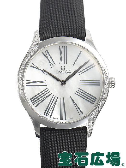 オメガ OMEGA デビル トレゾア 428.17.36.60.05.001【新品】 レディース 腕時計 送料・代引手数料無料