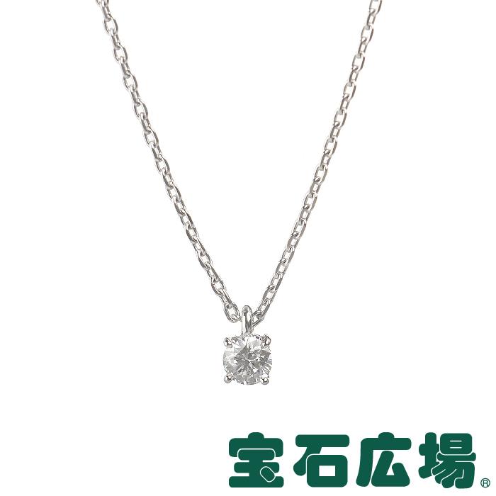 宝石広場オリジナル ダイヤ ペンダントネックレス D 0.318ct【新品】 ジュエリー 送料・代引手数料無料