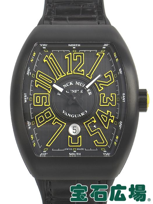 フランク・ミュラー FRANCK MULLER ヴァンガード V45SCDTTTNRBRJA【新品】メンズ 腕時計 送料・代引手数料無料