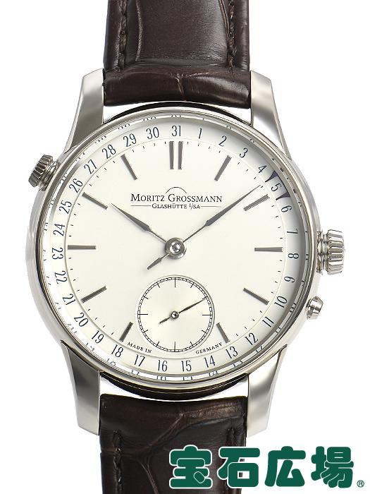 【最大3万円OFFクーポン配布中!5/1(金)0時開始】モリッツ・グロスマン MORITZ GROSSMANN アトゥム・デイト MG-001267【新品】メンズ 腕時計 送料無料