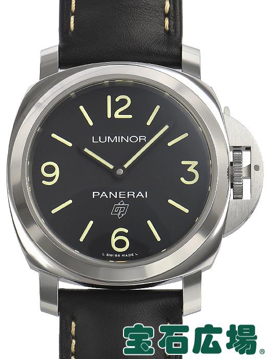 パネライ PANERAI ルミノール ベースロゴ 3デイズアッチャイオ PAM00773【新品】メンズ 腕時計 送料・代引手数料無料