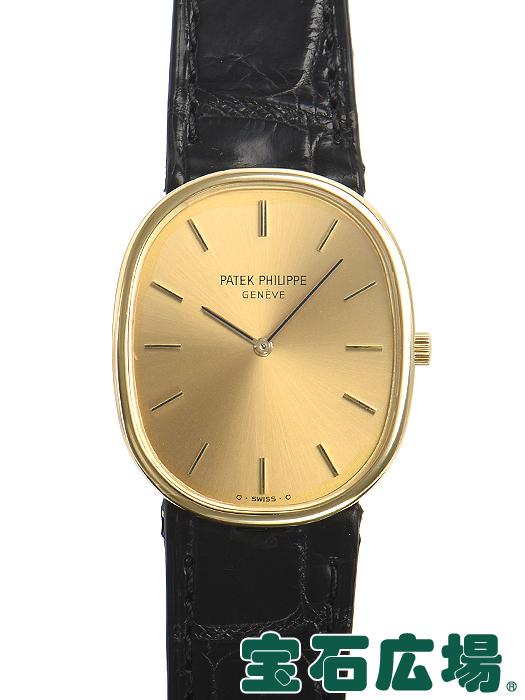 パテック・フィリップ PATEK PHILIPPE ゴールデンエリプス 3778【中古】メンズ 腕時計 送料・代引手数料無料