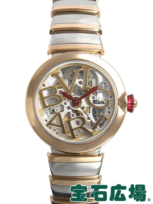 ブルガリ BVLGARI ルチェア LU33SKSPGSPG【新品】レディース 腕時計 送料・代引手数料無料