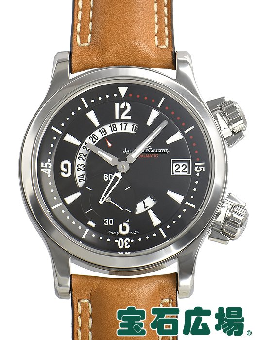ジャガー・ルクルト JAEGER LECOULTRE マスターコンプレッサー デュアルマティーク Q1738470【中古】メンズ 腕時計 送料・代引手数料無料