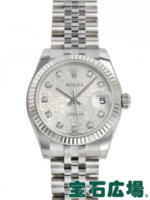 5b254bf9c58 ロレックス ROLEX デイトジャスト 178274G 新品  ユニセックス 腕時計 送料・代引手数料無料