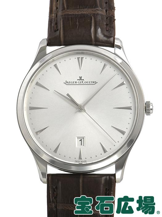 ジャガー・ルクルト JAEGER LECOULTRE マスターウルトラスリムデイト Q1288420【中古】 メンズ 腕時計 送料・代引手数料無料