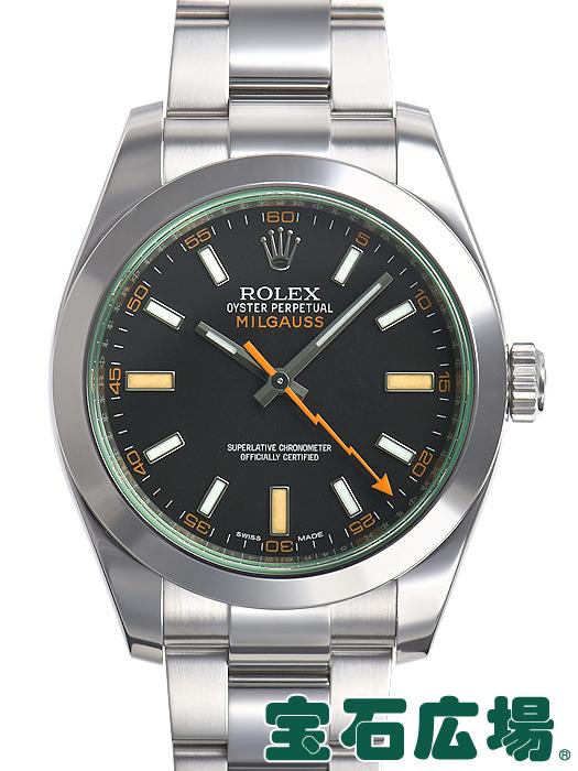 ロレックス ROLEX ミルガウス 116400GV【中古】 メンズ 腕時計 送料・代引手数料無料