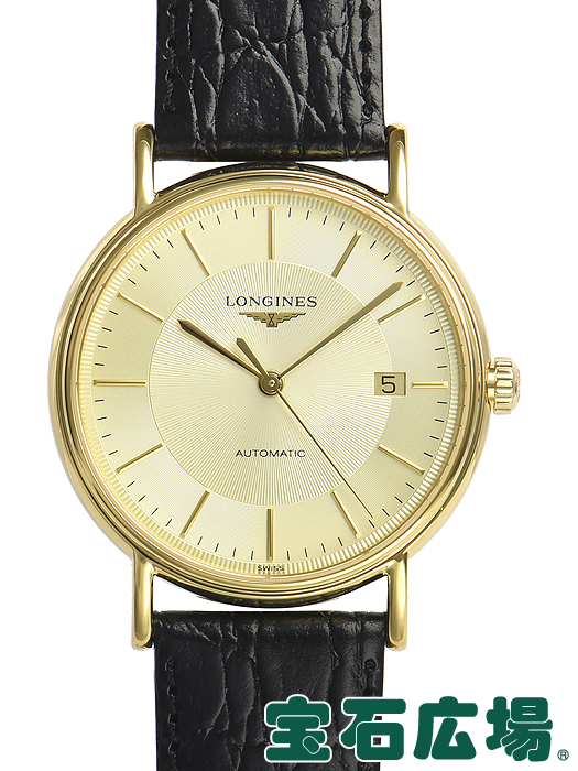 ロンジン LONGINES プレザンス L4.921.2.18.2【新品】 メンズ 腕時計 送料・代引手数料無料