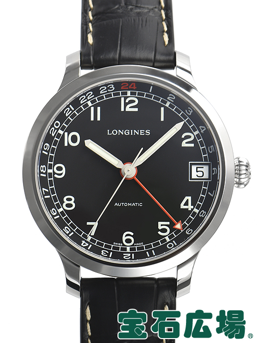 ロンジン LONGINES ヘリテージ ミリタリー 1938 L2.789.4.53.3【新品】 メンズ 腕時計 送料・代引手数料無料