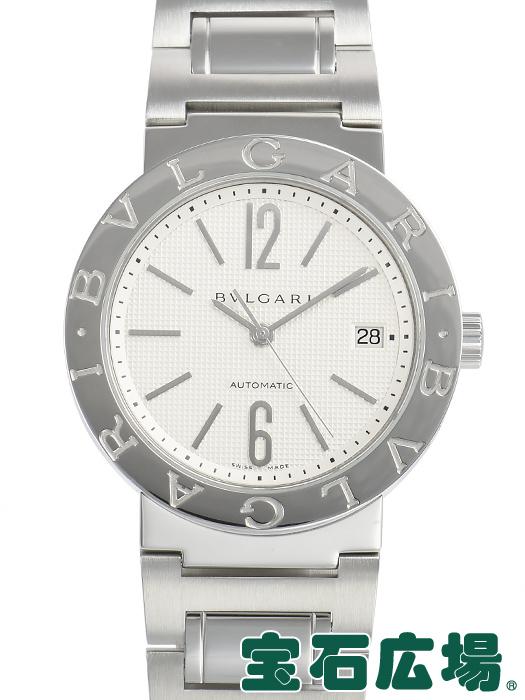 ブルガリ BVLGARI ブルガリブルガリ BB38WSSD/N【中古】 メンズ 腕時計 送料・代引手数料無料